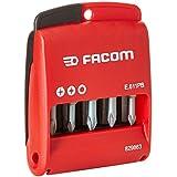 Facom E.611PB Etui 10 embouts longs 50 mm