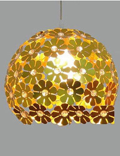 Luci Pendenti - Contemporaneo / Tradizionale/Classico / Rustico/campestre / Vintage - DI Metallo - LED , white-gold-YU&XIN