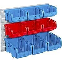Allit 457110Profi Plus Set C 1+ 2/10Boxes Set 10Piece Set–Red/Blue/Blue/Red preiswert