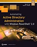 Automating Active Directory Administration With Windows Powershell 2.0 price comparison at Flipkart, Amazon, Crossword, Uread, Bookadda, Landmark, Homeshop18