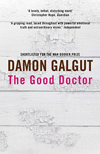 Book cover for The Good Doctor