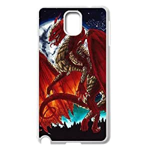 XOXOX Phone case Of Red Dragon Cover Case For samsung galaxy note 3 N9000 [Pattern-6]
