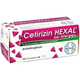 Cetirizin Hexal 10 mg Tabltten, 100 St.
