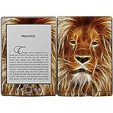 Royal Wandtattoo RS. 35231selbstklebend für Kindle, Design Löwe in Fire - gut und günstig