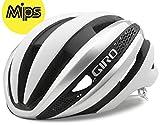 Giro Fahrradhelm Synthe Mips, white/silver, M, 200162011