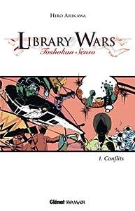 Library Wars Edition simple Toshokan senso