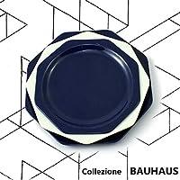 cartaffini – Colección Bauhaus – Plaza Tabla Azul – 3 platos ventanas difusoras ...