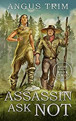 Assassin Ask Not: Salish Saga Book 2 (The Salish Saga) (English Edition)
