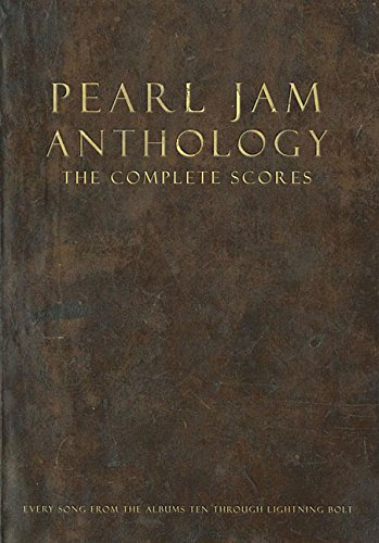 Pearl Jam Anthology - The Complete Scores (Box Set): Songbook für Bass-Gitarre