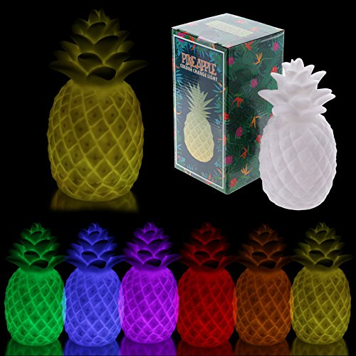 LED-Lampe PINEAPPLE LIGHT farbwechselnd