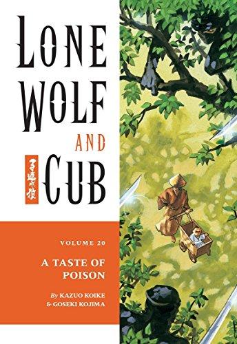 Wolf-taste (Lone Wolf and Cub Volume 20: A Taste of Poison)