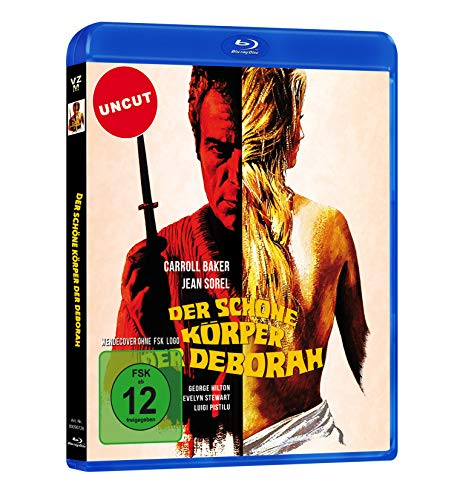 Der schöne Körper der Deborah - Uncut [Blu-ray]