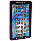 Learning Tablet Computer For Kids With Multimedia Learning Function.P1000 (Pink)