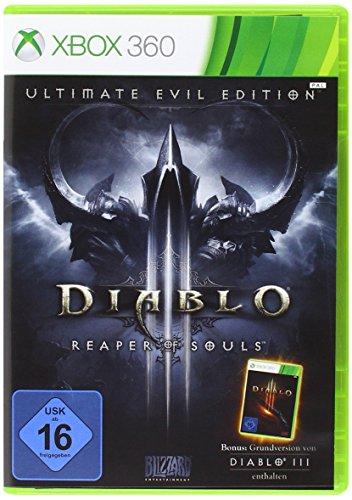 Diablo III - Ultimate Evil Edition (Spiel, Xbox 360-action)