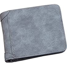 Accezory Baellerry Blue Casual Wallet for Men