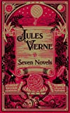 Jules Verne: Seven Novels (Barnes & Noble Leatherbound Classics) (Barnes & Noble Leatherbound Classic Collection)