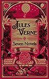 Jules Verne: Seven Novels (Barnes & Noble Leatherbound Classics) (Barnes & Noble Leatherbound Classic Collection)