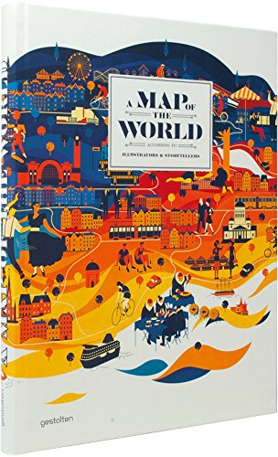 A map of the world /anglais