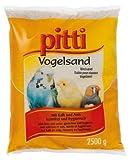 pitti 1553007 Vogelsand, 2.5 kg
