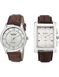 Laurels Vet-201-imp-201 Analog Silver Dial Men's Watch-Vet-201-Imp-201