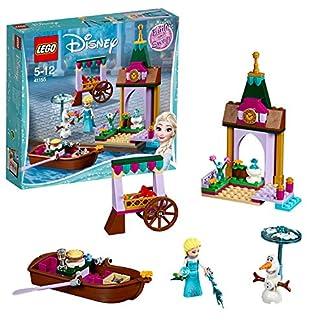 LEGO Princesas Disney – Aventura en el Mercado de Elsa (41155)