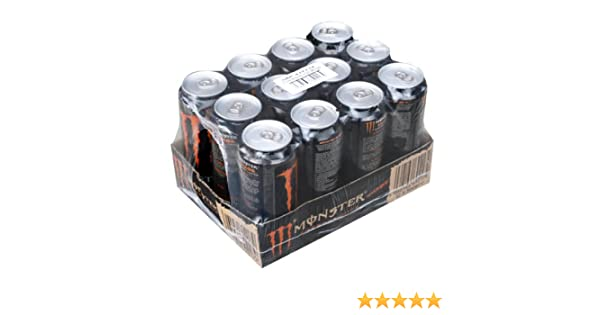 Mini Kühlschrank Monster Energy : Monster energy khaos dose energy drink energydrink energie
