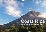 Costa Rica - Regenwald und Vulkane (Wandkalender 2018 DIN A4 quer): Faszinierende Bilder aus dem Tropenparadies (Monatskalender, 14 Seiten ) (CALVENDO ... [Apr 01, 2017] Akrema-Photography, k.A.