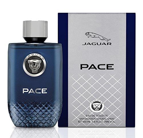 Jaguar Pace Eau de toilette Classic Gold en flacon à vaporisateur (1 x 100 ml)