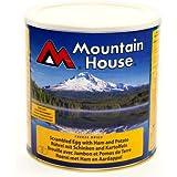 Mountain House Freeze Dried Emergency Food: Scrambled Egg with Crunchy Potato & Ham
