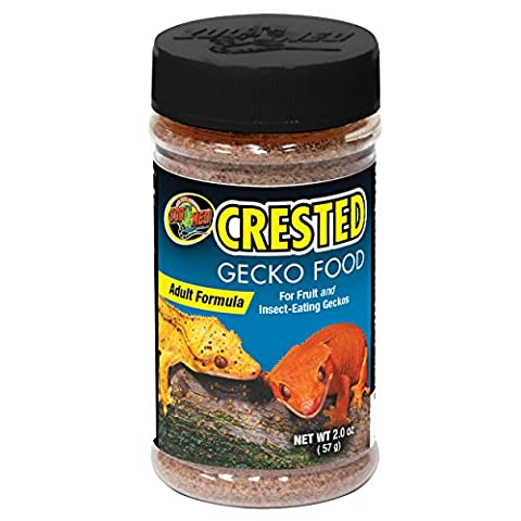 Zoo Med Crested Gecko Food Adult Formula for Fruit Insect