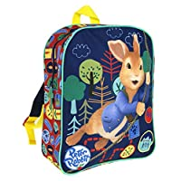 Boys Peter Rabbit Backpack School Rucksack Bag