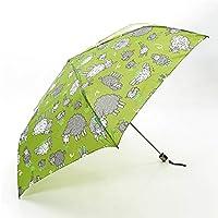 Eco Chic Mini Umbrella Sheep Print Compact Light Handy