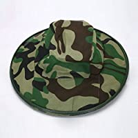 Forfar Insect Mosquito Camping Fishing Hunting Bug Bee Repellent Hat Camouflage Mesh Caps Face Protector