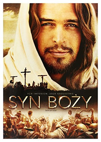 Son of God [DVD] [Region 2] (English audio) by Roma Downey