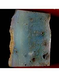 14.00cts 100% natural Australiano Multi Lightning Opal Rough spicemen Loose Gemstone