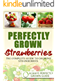 Perfectly Grown Strawberries - the complete guide to growing strawberries