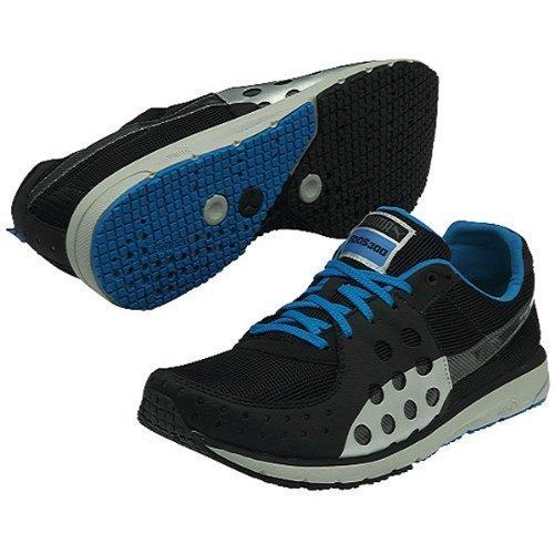 Puma short pour homme faas 300/185094 24 couleur: noir/bleu-aster/argenté