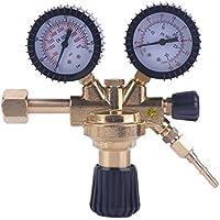 Druckminderer Druckarmatur Gauge CO2 Argon Druckregler Druckluftgerät MIG TIG