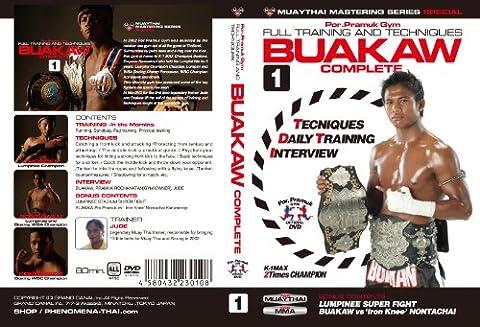 buakaw por complet VOL. 1/Muay Thai Formation complet et