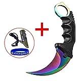 CS - Coltello Karambit da sopravvivenza, coltello da caccia,...