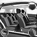 DBS - 19397 Autositzbezüge - nach Maß - hochqualitative Fertigung - Schnelle Montage - Kompatibel mit Airbag - Isofix