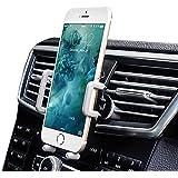 Supporto per Auto, iAmotus® Universale Supporto Auto Regolabile 360 Grado Porta Cellulare da Auto Air Vent Car Mount per iPhone X 8 7 6S 6 Plus, Samsung Galaxy Nota/Edge, Smartphone e Dispositivo GPS