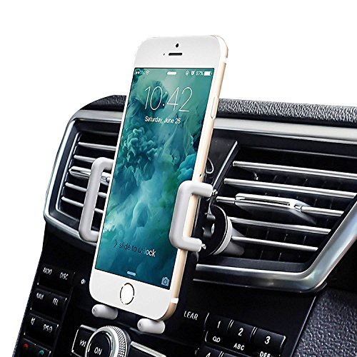 [Upgrade-version] Amotus® Universell Auto-Halterung Einstellbar 360 Grad Auto Entlüfter Telefon-Halter-Auto Cradle Mount Kit für iPhone 7 6S 6 Plus, Samsung Galaxy Note / Rand, LG Nexus, HTC, Smartphone und GPS-Gerät