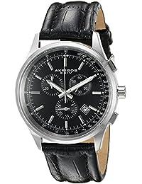 Akribos XXIV Reloj con movimiento cuarzo suizo Man AK863SSB 42 mm