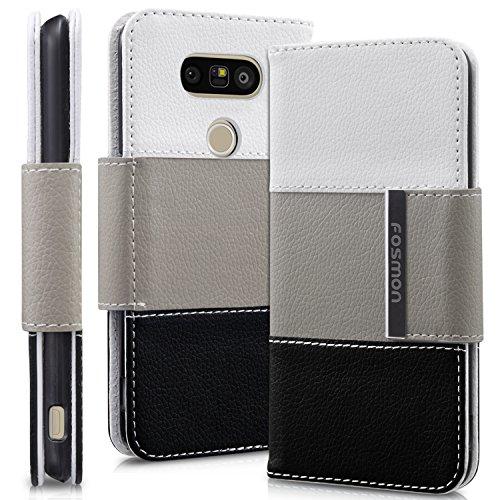 lg-g5-case-fosmon-caddy-tri-slim-leather-folio-wallet-case-for-lg-g5-white-tan-black