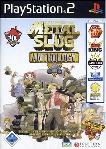 Metal Slug Playstation - Atari METAL SLUG