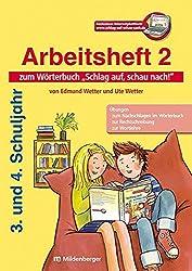 Schlag auf, schau nach! - Arbeitsheft 2, Klasse 3/4: Neuausgabe für alle Bundesländer außer Bayern