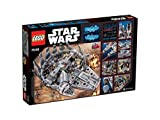 Enlarge toy image: LEGO Star Wars 75105 Millennium Falcon - teenage children and family entertainment