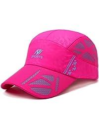 Estwell Cappello da Baseball Regolabile Impermeabile Sportivo Casuale  Cappello da Sole Berretto da Baseball per Uomo 6e8574199a74