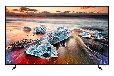 Samsung Q950R 189 cm (75 Inch) 8K QLED TV QE75Q950 (HDR 4000, 8K HD, HDR, Twin Tuner, Smart TV)
